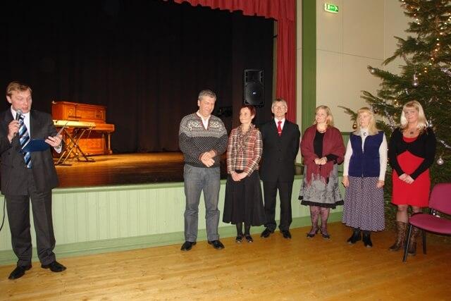 Kuusalu valla kultuuri- ja spordiauhinnad 2009